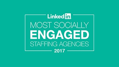 top 25 most socially engaged