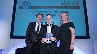 international recruiter awards