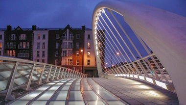 millennium bridge Ireland