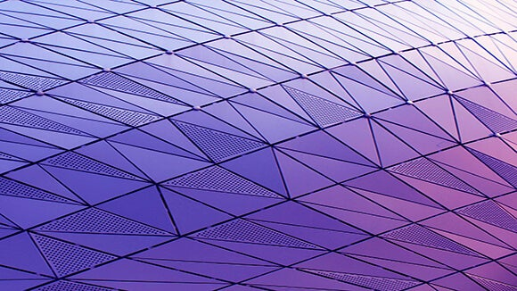 abstract purple wall