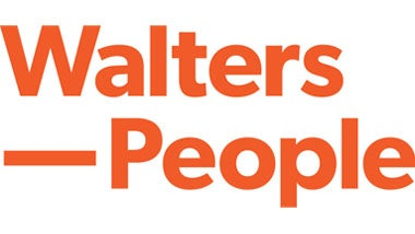 walters people logo orange